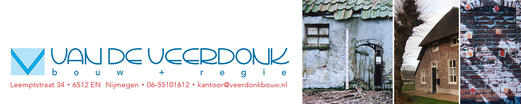 Veerdonk Bouw Foto's